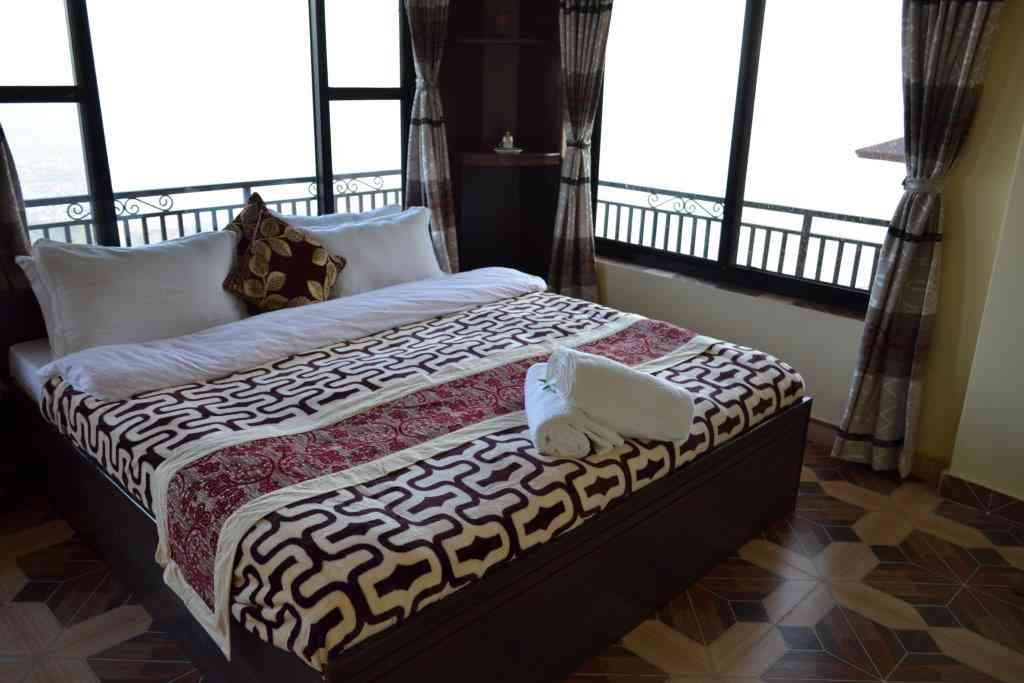 Sarangkot Superview BnB Deluxe Ensuite & Views